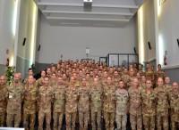 La Scuola di Fanteria forma i futuri Comandanti della Forza Armata