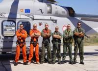 Primo equipaggio SAR maltese