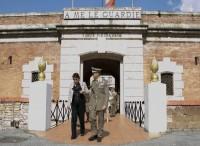 Il prefetto di Roma visita la Brigata ''Granatieri di Sardegna''