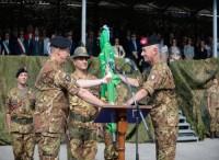 Comando NATO di Solbiate Olona: cambio al vertice