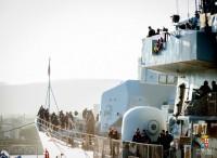 Conto alla rovescia per l'accesso alla 1^ classe dell'Accademia Navale di Livorno