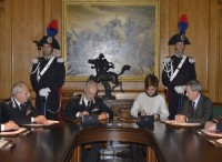 Per la tutela del territorio, Carabinieri e Lega Ambiente insieme