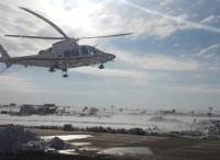 Gioia del Colle, Aeroporto pienamente operativo nonostante la neve