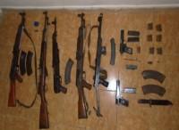 Sequestro di armi e munizioni in Kosovo