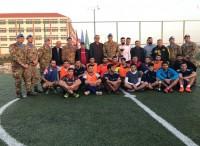 Libano, amici nello sport