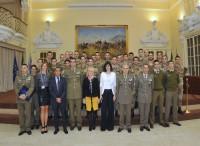 Ottime relazioni fra istituzioni militari e cittadine