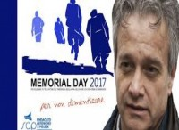 Memorial day, conclusione all'Altare della Patria