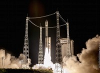 Leonardo: lanciato con successo il satellite per l'osservazione della Terra OPTSAT-3000