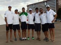 Parapendio acrobatico in Friuli e team deltaplano ai mondiali in Brasile