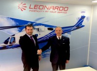 Leonardo: Brasilian training opportunities further expanded through CAE- Líder