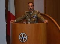 ''Inauguration lecture'' del generale Salvatore Farina per il 18° NATO Regional Cooperation Course