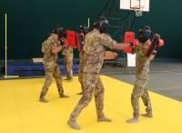 Combattimento militare, addestramento per ''strade sicure''