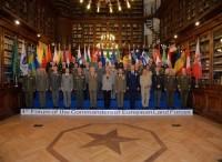 Roma: 4° Forum dei Capi di Stato Maggiore degli Eserciti europei