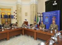 Delegazione militare Kuwait a Torino...