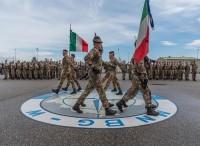 Kosovo, missione KFOR, cambio di comando