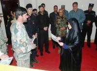 Afghanistan: promossa la prima donna poliziotta scientifica