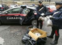 Carabinieri contro la criminalità a Roma