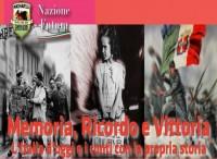 ''Memoria, Ricordo e Vittoria. L'Italia...