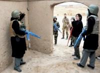 Afghanistan:nove istruttrici afghane...