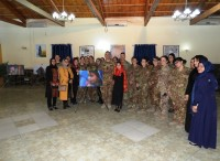 Herat, giornata internazionale della donna con gli Italiani