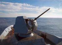 Leonardo: completato con successo cyber assessment sulla torretta navale OTO 76/62 SR