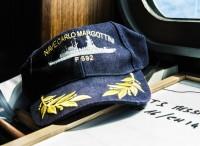La fregata Margottini in Kuwait