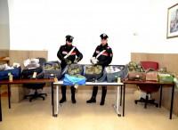 Operazione antidroga dei carabinieri del reparto operativo di Macerata