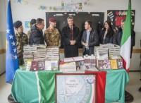 La Folgore supporta progetti scolastici in Kosovo