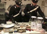 Carabinieri scoprono raffineria di cocaina