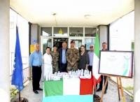 Donazione farmaci ad aziende sanitarie in Kosovo