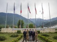 A.N.P.d'I. di Viterbo visita il MNBG-W in Kosovo