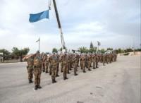 Passaggio di consegne al comando CSSBN, Libano