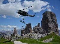 Esercitazione ''5 Torri 2018'', appuntamento con gli alpini