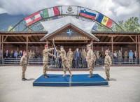 In Kosovo, cambio di comando del MNBG-W