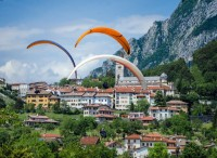 In Friuli arriva la Coppa del Mondo di parapendio