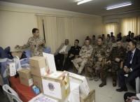 I Dimonios supportano la Clinica di Mosul Dam, Iraq