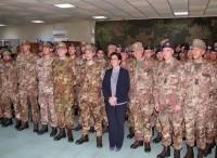 In Kosovo la visita della ministra Elisabetta Trenta