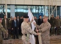 Al comando del KTCC ad Erbil il colonnello Antonio Fantastico
