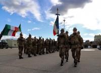 Kosovo, il ''Pasubio'' subentra al 5° reggimento alpini