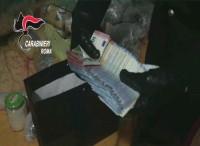 Carabinieri sequestrano 100 kg di droga e armi