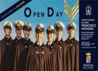 Un giorno con gli allievi della scuola navale militare ''Francesco Morosini''