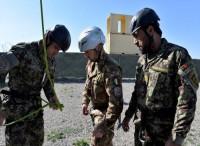 Addestramento italiano continua a favore degli afghani