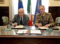 Esercito e Fondazione Cavour insieme per la cultura