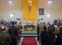 Una Chiesa cattolica a Shama, Libano...