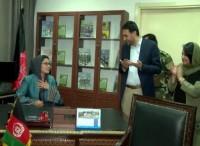 Munira Yusufzada, ex vice governatore di Kabul, sarà una sorella per un soldato e un vice energico, professionale e laborioso del Ministero della Difesa