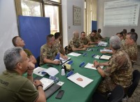 """""""Command Post Exercise"""" """"Computer Assisted Exercise""""Pegaso 3/2019"""