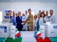 Supporto alla sanità kosovara