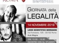 ''Giornata della legalità''