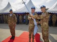 Al Comando del Contingente Italiano in Libano passaggio di consegne