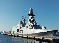 Fregata Martinengo: sosta a Cipro...